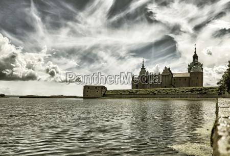 kalmar castle kalmar slott sweden