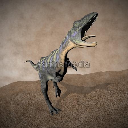 tier illustration digital dinosaurier vorgeschichtlich praehistorisch