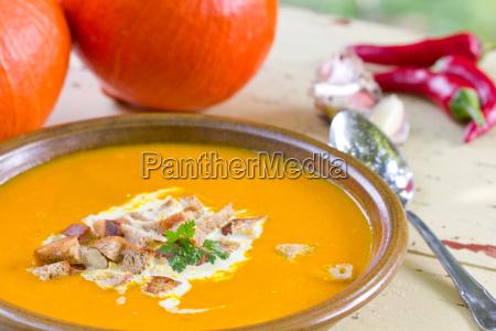 pumpkin soup pumpkin squash hokkaido pumpkin