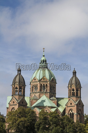 lukaskirche in muenchen