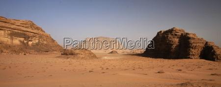 asien naher osten jordanien wadi rum