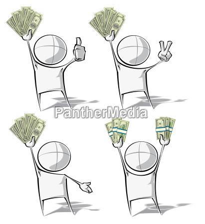 simple people money