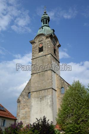city church in hersbruck
