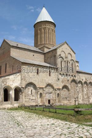 kloster alawerdi kachetien georgien europa