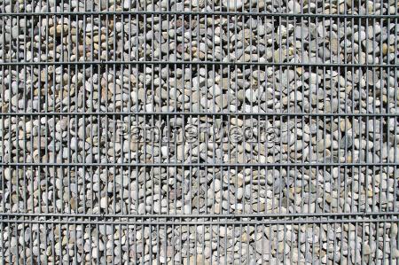 textur mit steinen