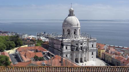 national pantheon lissabon portugal