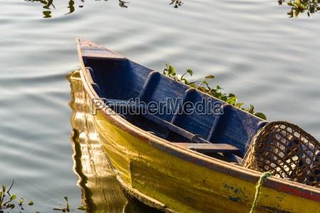 blau asien kahn nepal faere suesswasser