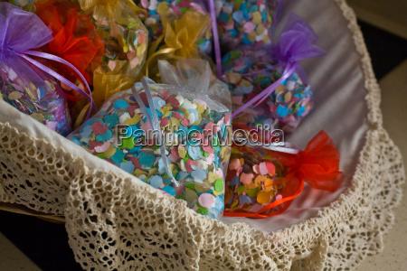 korb party feier fest veranstaltung taschen