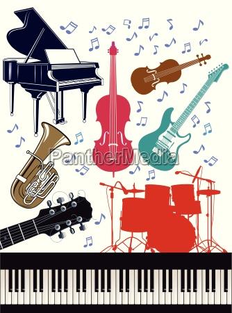 froehliche musikinstrumente