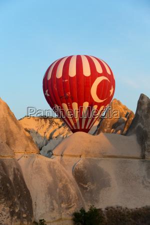 kappadokien tuerkei die groesste touristenattraktion von