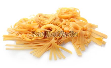 close up frische wohnung italian pasta