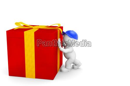 grosses geschenk