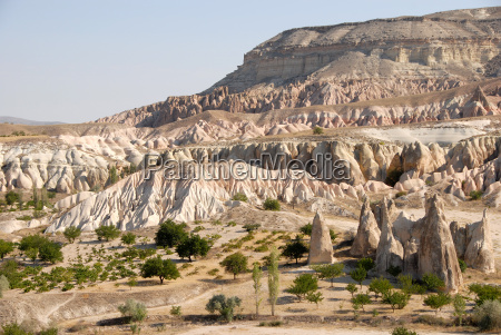 valley of the roses of cappadocia