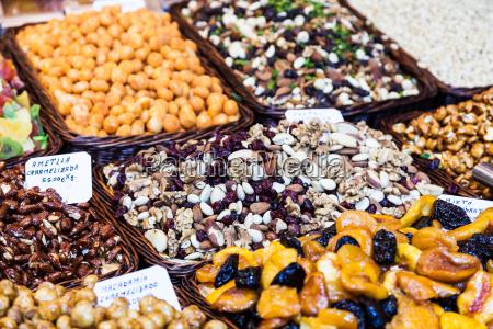 cerrar comida salud vender primer plano