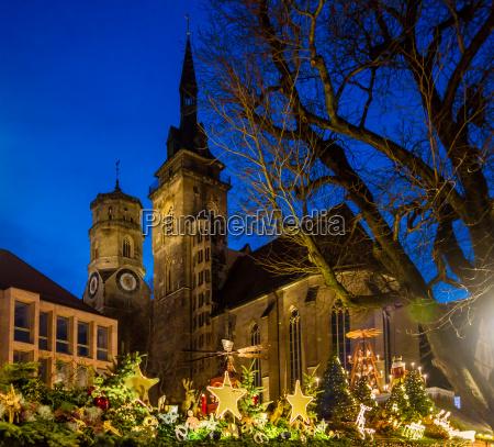 weihnachten um stiftskirche 1
