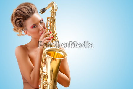 sax and passion
