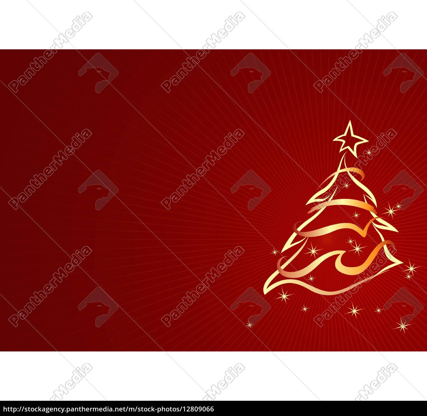 Weihnachten Lizenzfreie Bilder.Lizenzfreie Vektorgrafik 12809066 Gold Abstrakt Xmas Tree Weihnachten Hintergrund