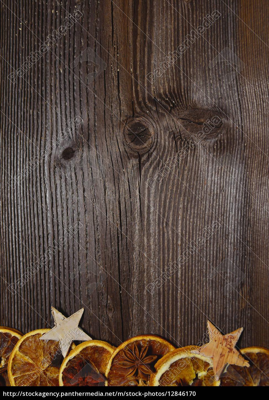 Weihnachten Holz Hintergrund - Stock Photo - #12846170 - Bildagentur ...