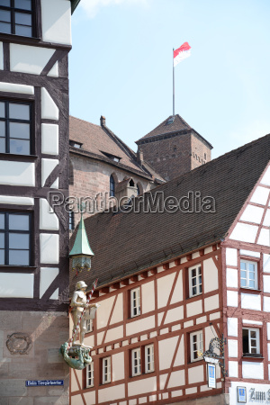 pilatushaus in nuernberg