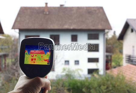 heat loss detection