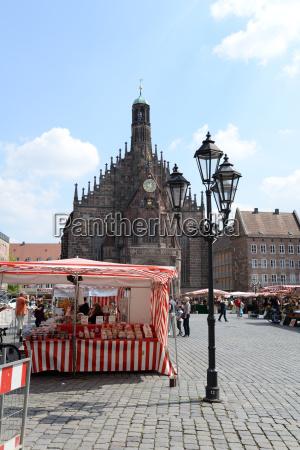 markt in nuernberg