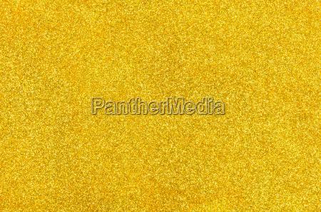 goldener hintergrund mit glitter