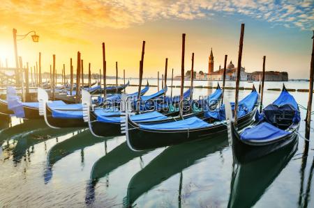gondeln in venezia