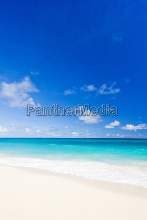strand karibisch karibik salzwasser see ocean