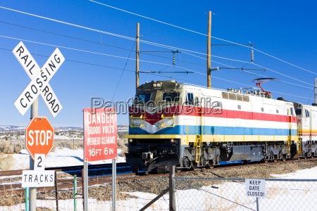 electric locomotive arizona usa