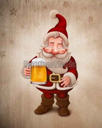 weihnachtsmann bier