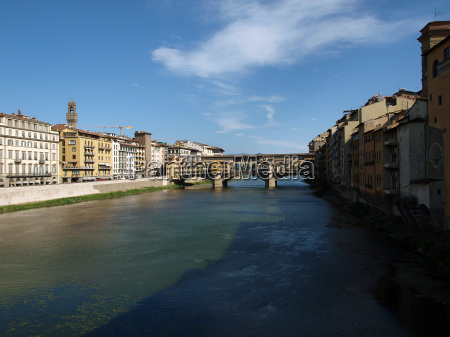 der ponte vecchio old bridge
