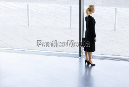 woman wait waiting office interview job