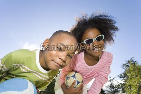 girl and boy 6 8 years