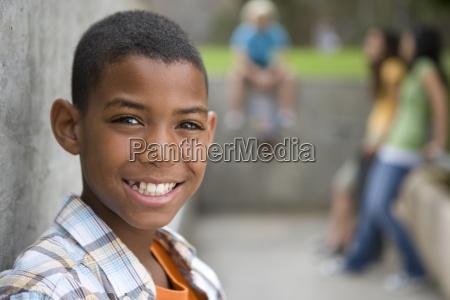 teenage boy 13 15 by friends
