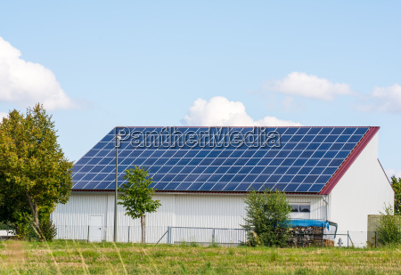 gruene energie mit solarkollektoren