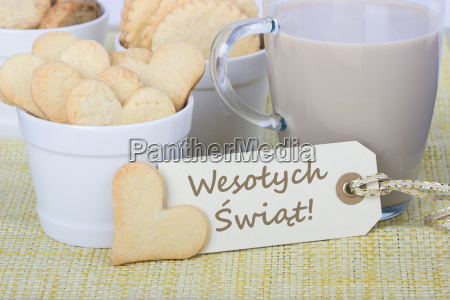 text lettering polish card cookies biscuits