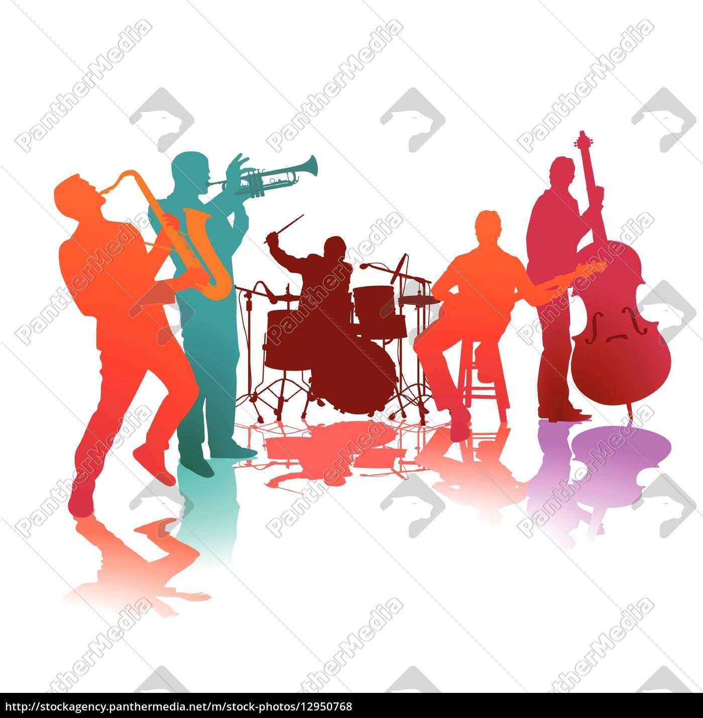 jazz, band - 12950768