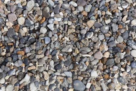pebbles at the beach background