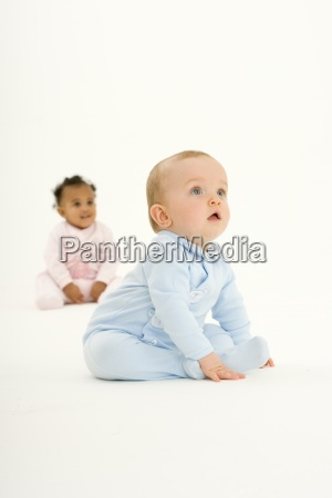 baby boy and girl 3 6