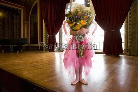 ballerina ragazza 10 12 viso oscurante
