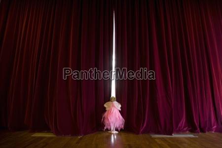 ballerina maedchen 4 6 mit fee