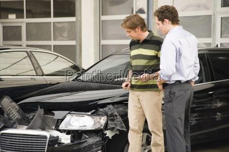 havarieschaeden auto beurteilung