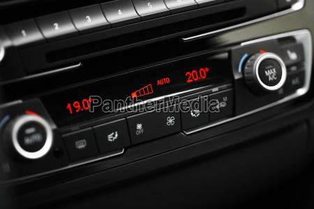 auto klimaanlage