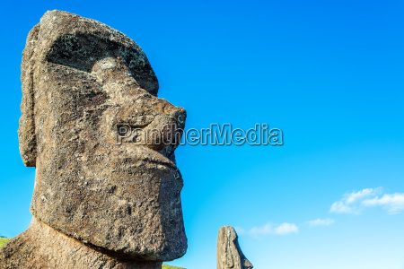 moai nahaufnahme