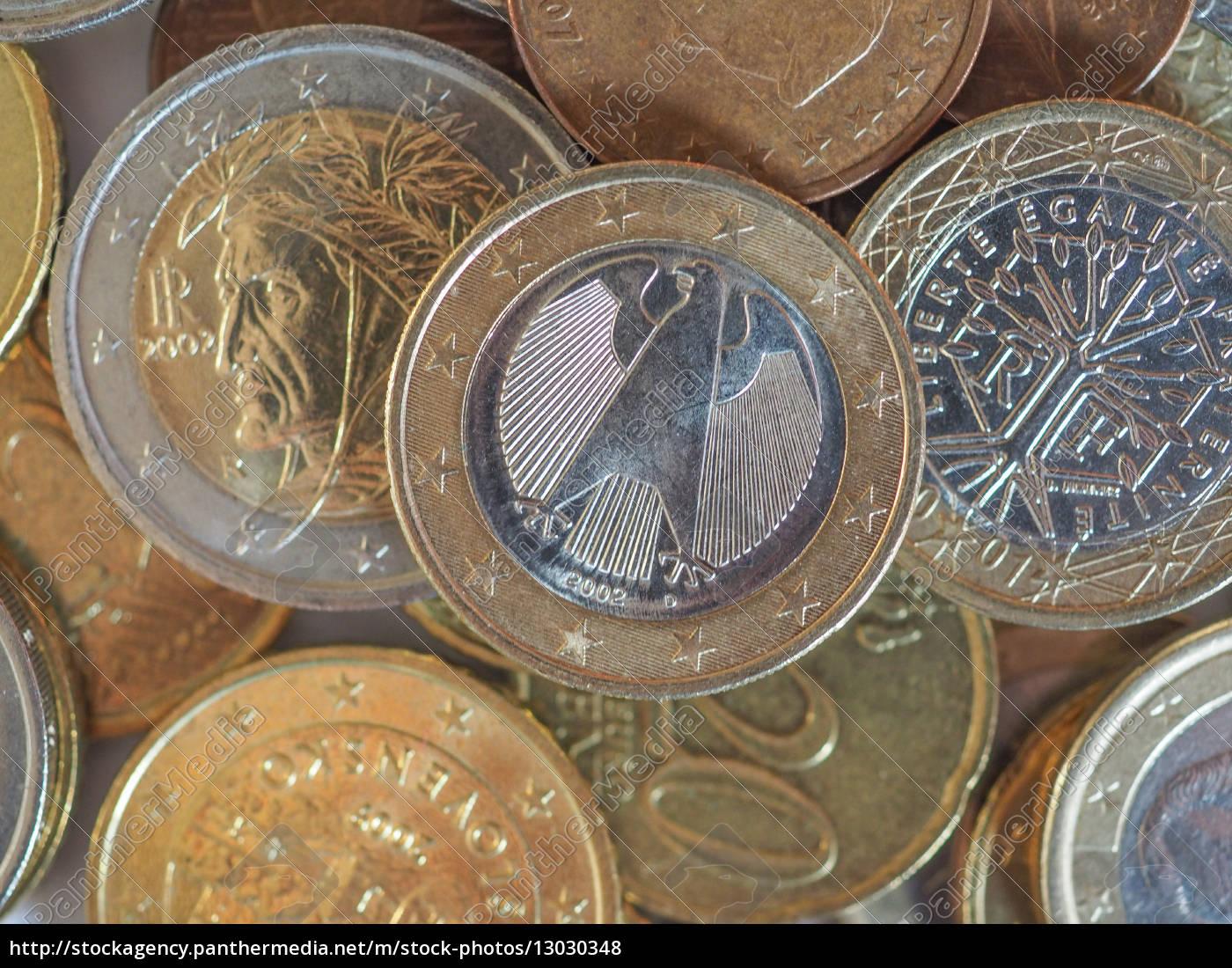 euromünze - 13030348