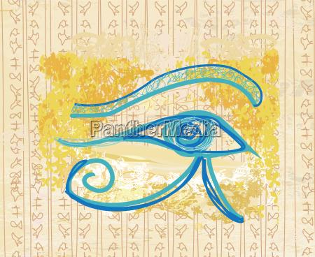 auge, des, horus - 13036384