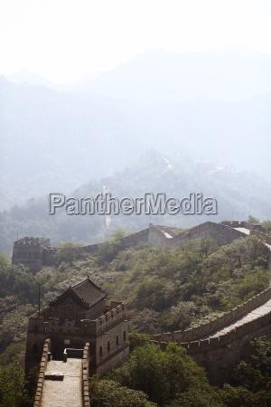 great wall of china bei mutianyu