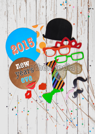 2015 new years eve photo booth