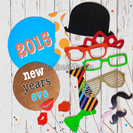 2015 news years eve carnival background