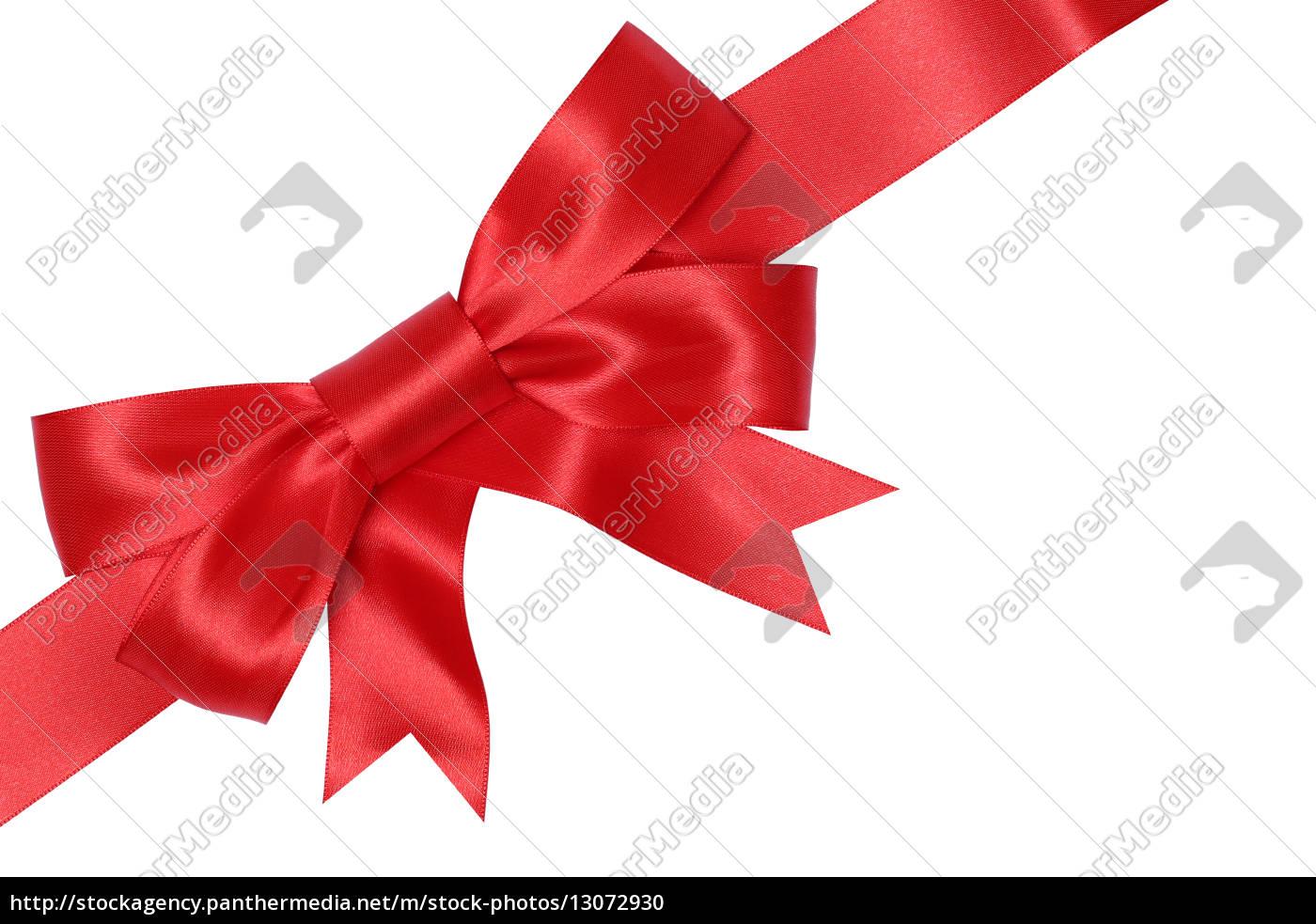geschenk schleife f r geschenke an weihnachten stock. Black Bedroom Furniture Sets. Home Design Ideas